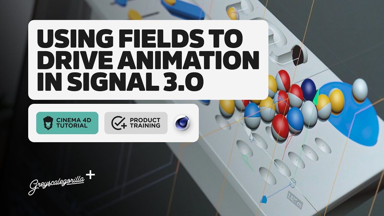 Using Fields to Drive Animation in Signal 3.0