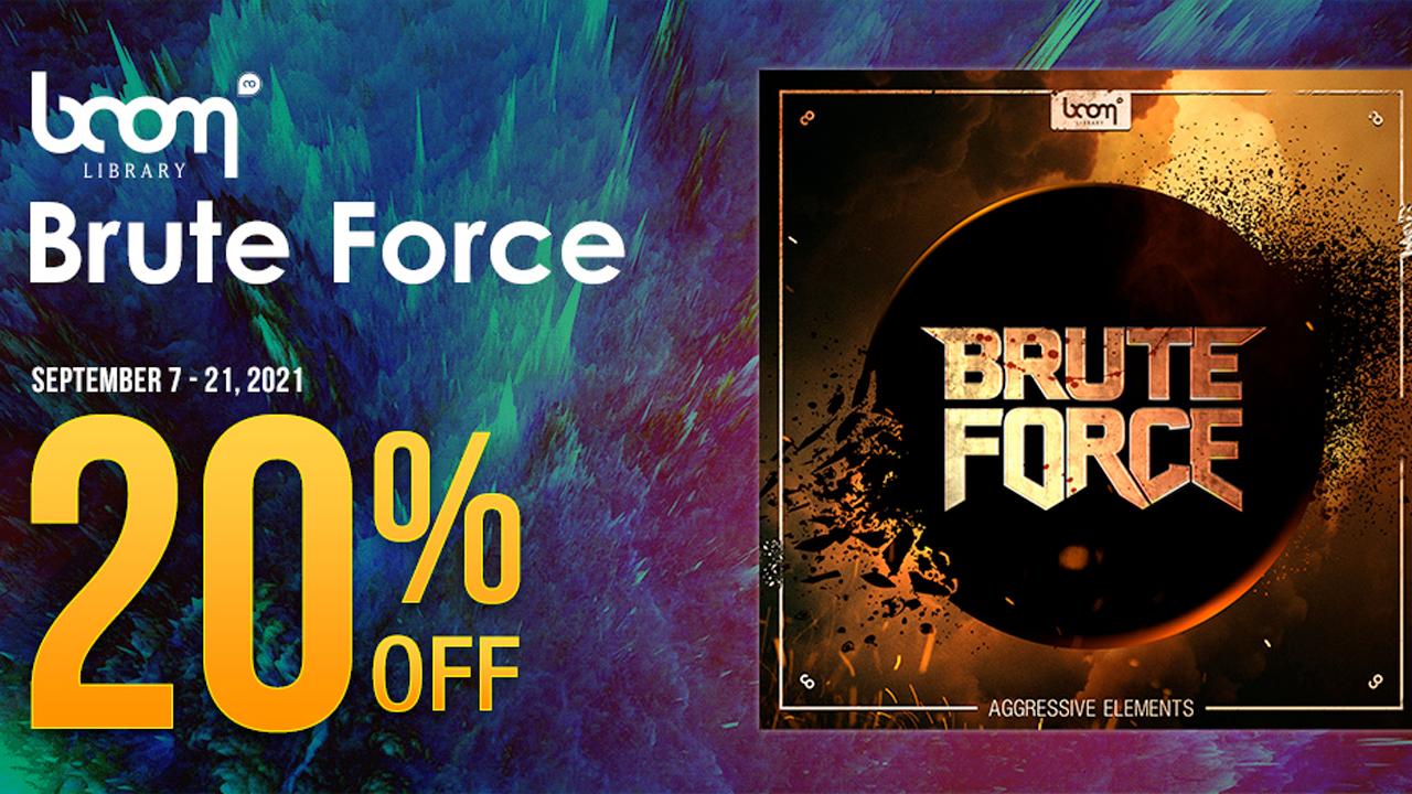 boom libraqry brute force sale