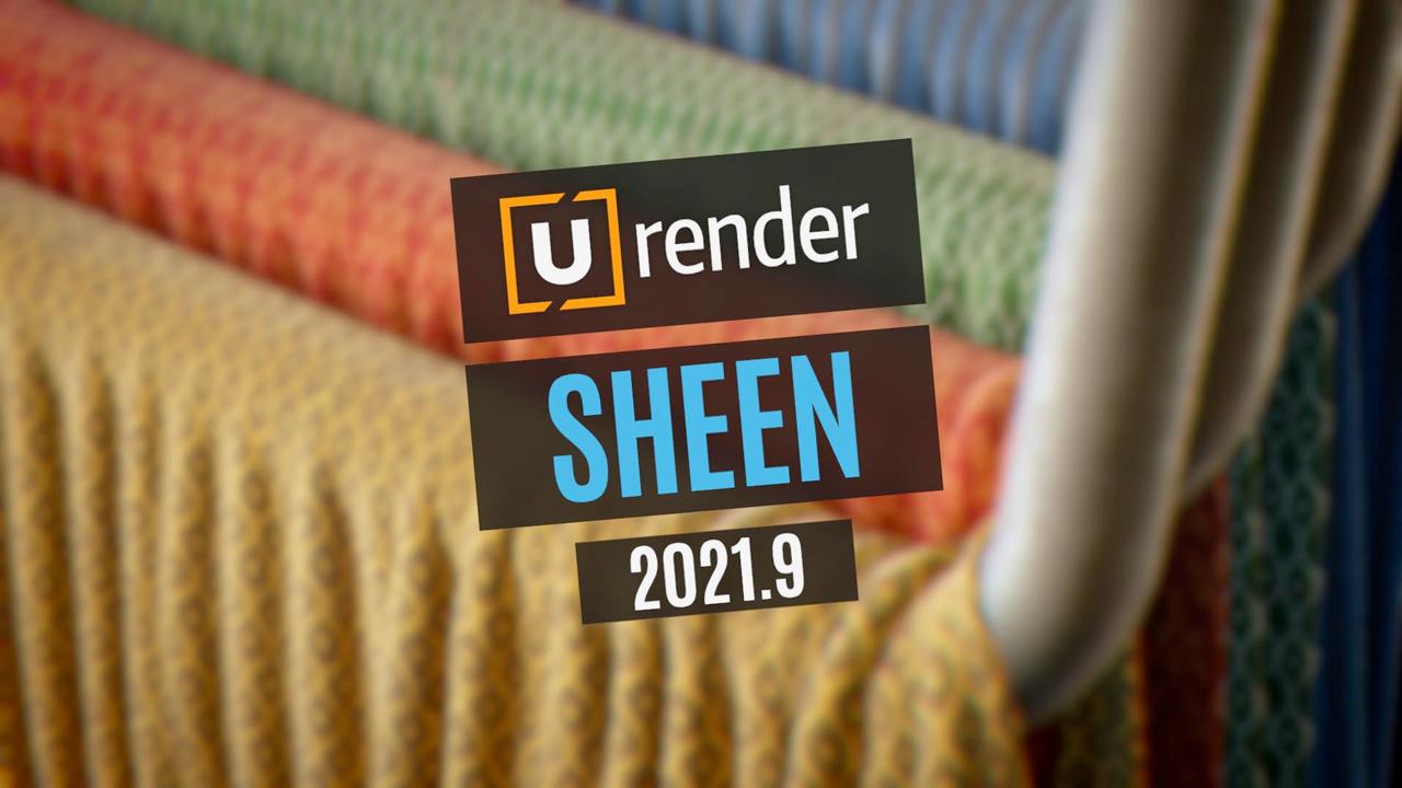 u-render update 2021.9