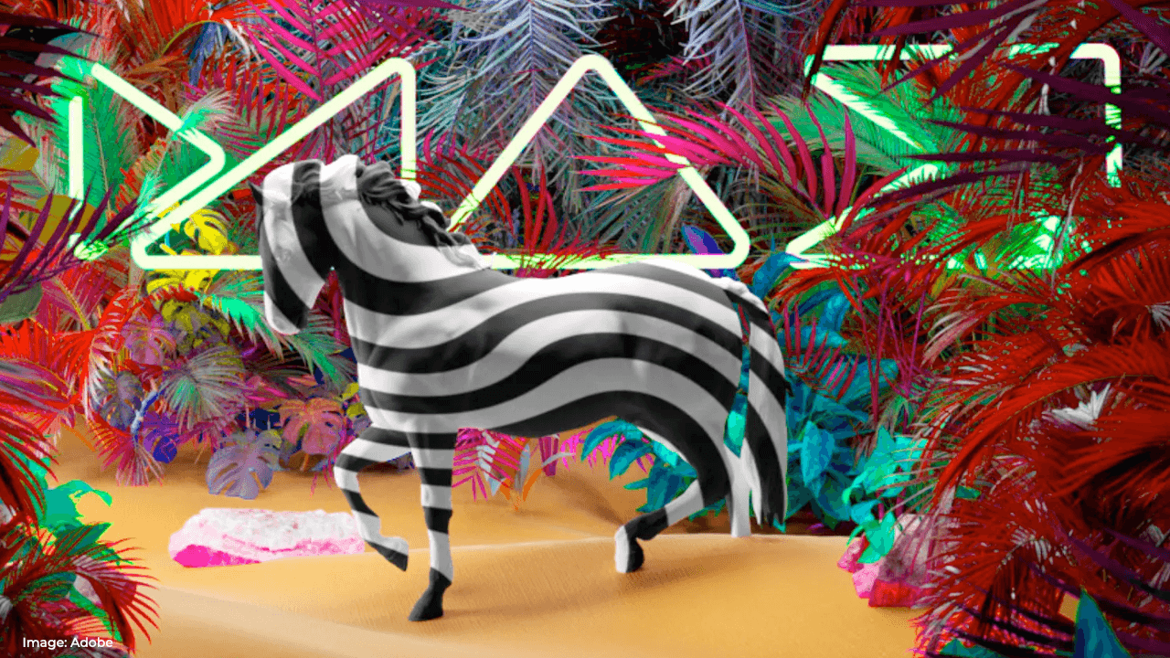Event: Adobe MAX 2021, A Free Virtual Event October 26–28, 2021