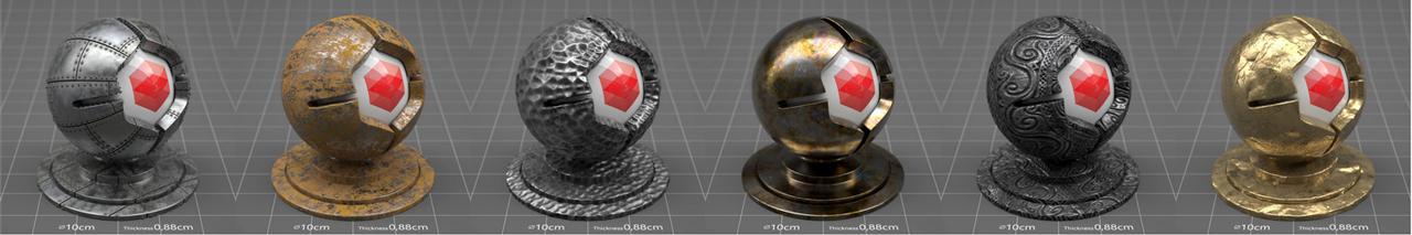 imperfect metals redshift