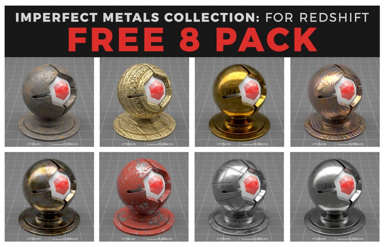 imperfect metals
