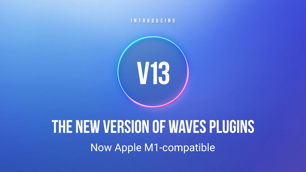 waves v13