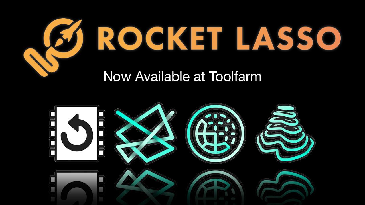 rocket lasso