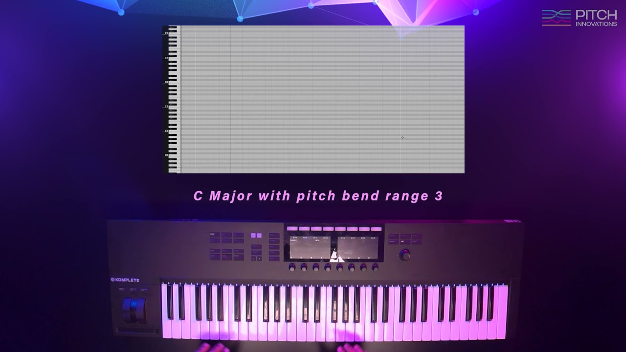 Fluid Jams in C Major with Fluid Pitch #gettingstarted