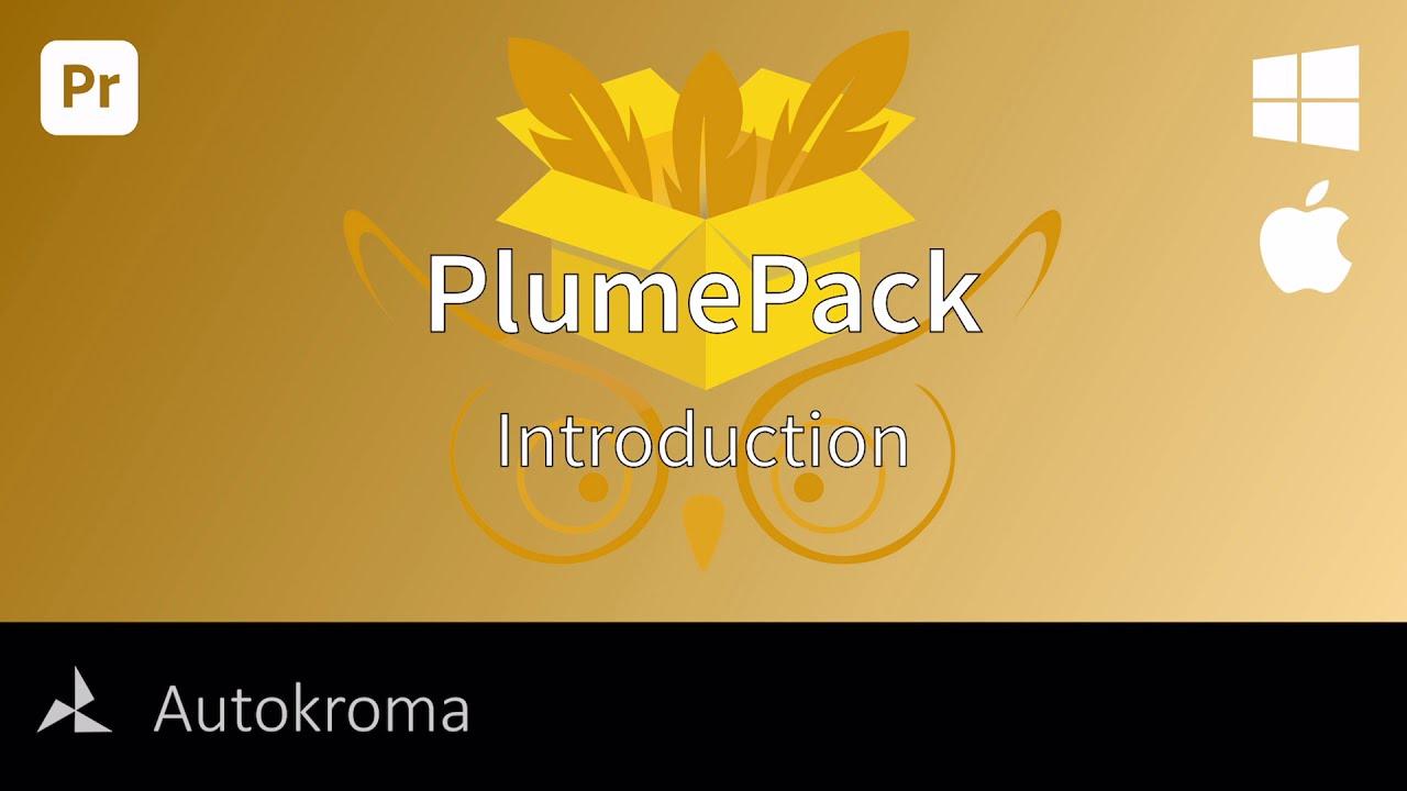 autokroma plumepack tutorial