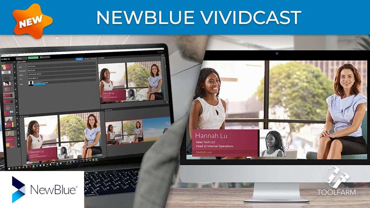 newblue vividcast