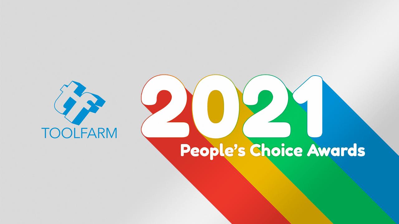 2021 Toolfarm People's Choice Awards